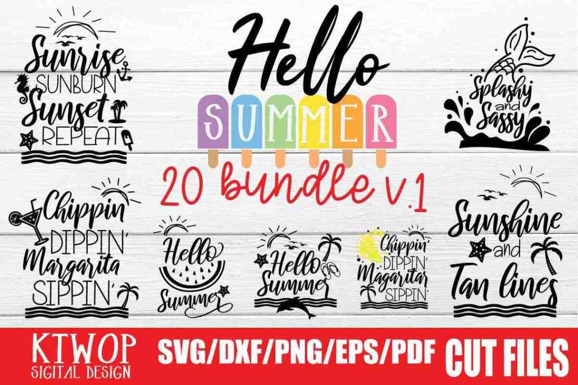 Download Summer Love Home Crafts Bundle Vol 1 and Vol 2, Hello ...