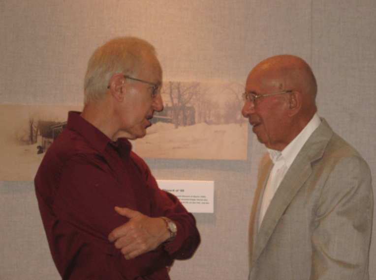 Paul Kramer with Henry Mason