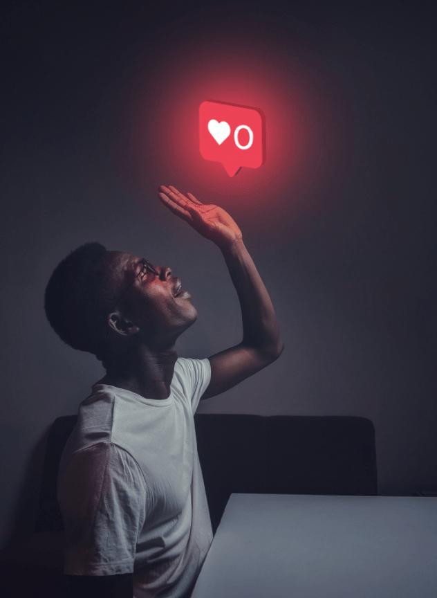 mots clés limités à intérêt de la communauté sur Instagram DigitalFeeling