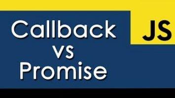 promises vs callbacks
