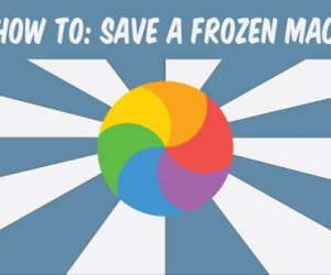 How to recover from a Frozen MAC ?