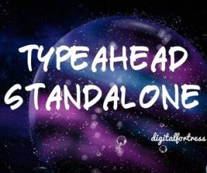 All in one smart search with typeahead standalone