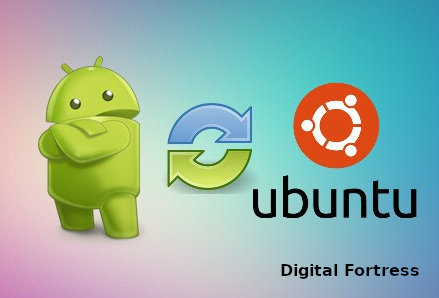 Wireless File Transfer between Android and Ubuntu