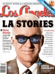 LA Mag-Steve Martin