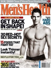 Mens Health-Sean Faris