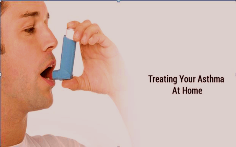 Treating your asthma at home