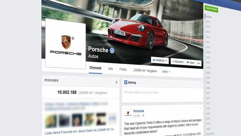 Porsche - Exploring New Possibilities