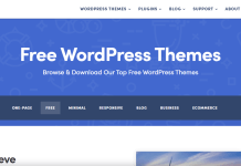 free wordpress themes download