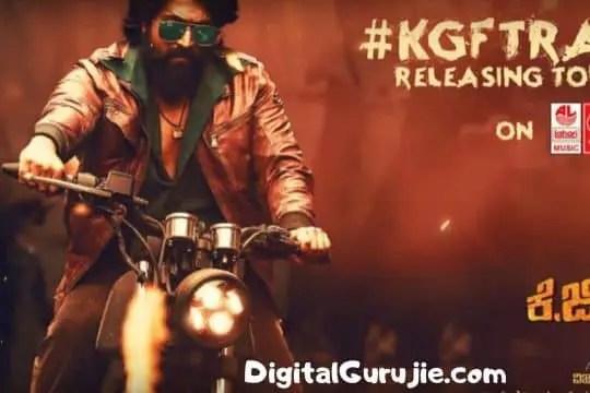 KGF Chapter 2 Full Movie Download (2020) HD 300Mb FilmyZilla