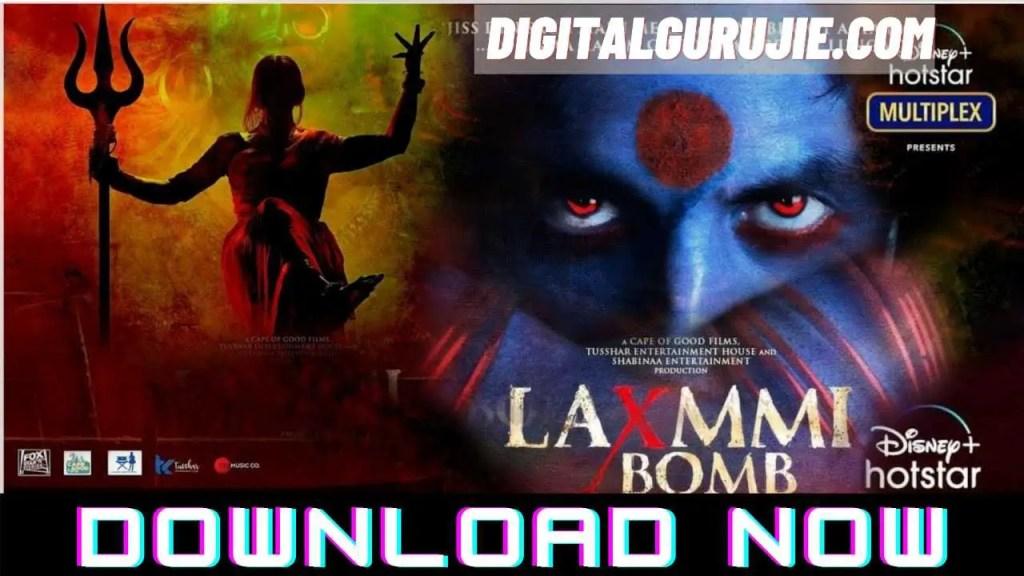 Lakshmi Bomb Full Movie in Hindi Download Filmywap 2020