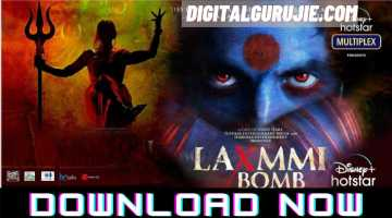 Lakshmi Bomb Full Movie in Hindi Download Filmywap