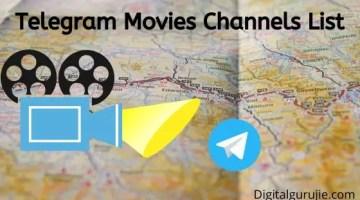 Telegram Movies Channels List
