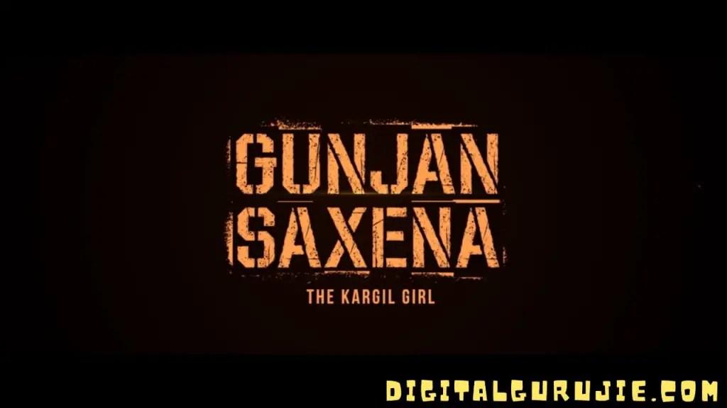 Gunjan Saxena The Kargil Girl Download Movie MovieRulz