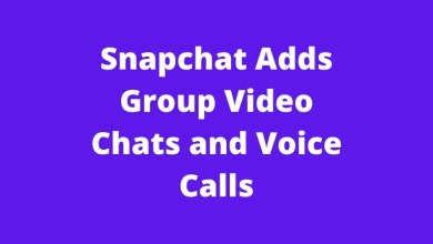snapchat adds group video chats and voice calls