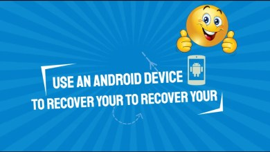 android to recover pc