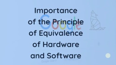 Importance of the Principle of Equivalence of Hardware and Software