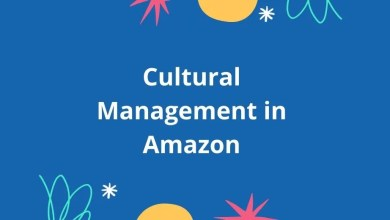 cultural management in amazon