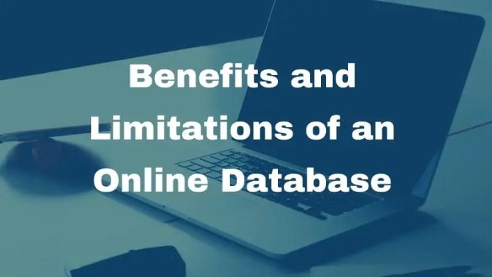 online databse