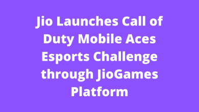 Jio Launches Call of Duty Mobile Aces Esports Challenge through JioGames Platform