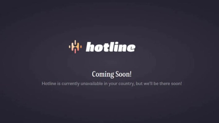 Facebook Test Hotline, a new Clubhouse-like Platform with Video Support Feature