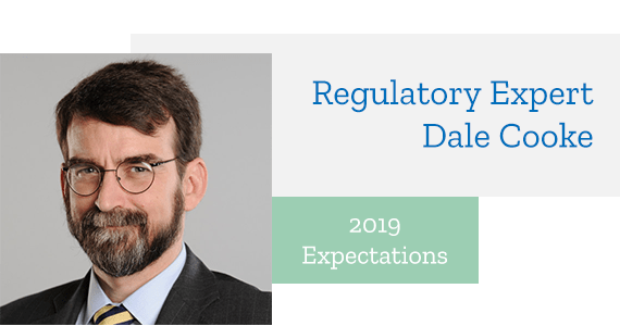 Interview: 2019 FDA Regulatory Expectations with Expert Dale Cooke - Dec 2018