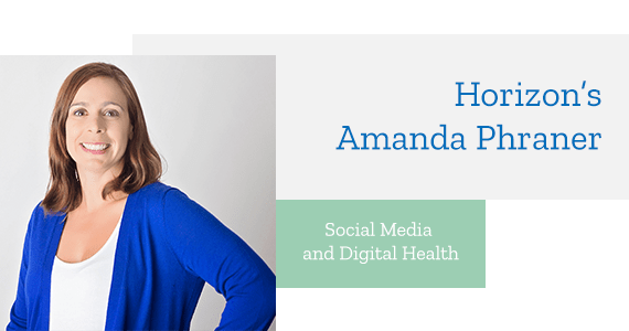 Interview: Social Media and Digital Health with Horizon's Amanda Phraner - Aug 2018