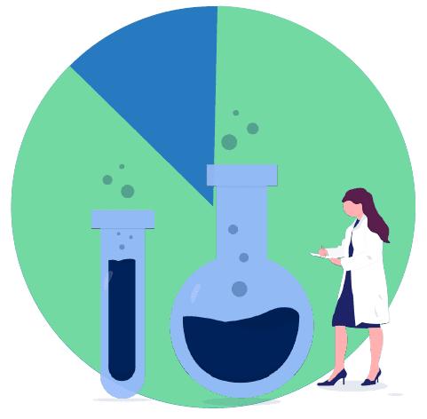 Personalized medicine graph - precision medicine