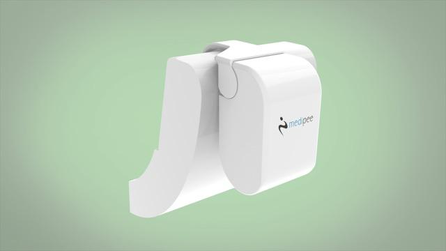 Medipee, Protoyp, automatisierte Urinanalyse