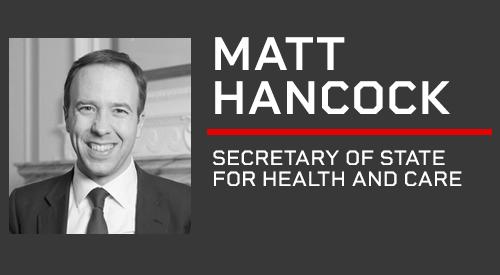 Matt Hancock - Digital Health Rewired