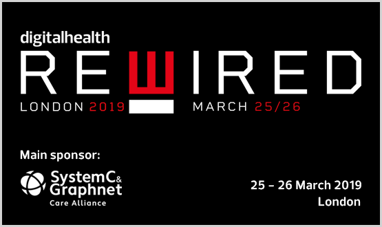 Digital Health Rewired - March 2019
