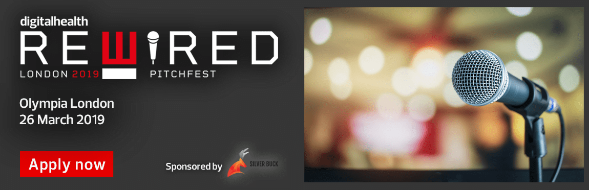 Digital Health Rewired Pitchfest - 26 March 2019