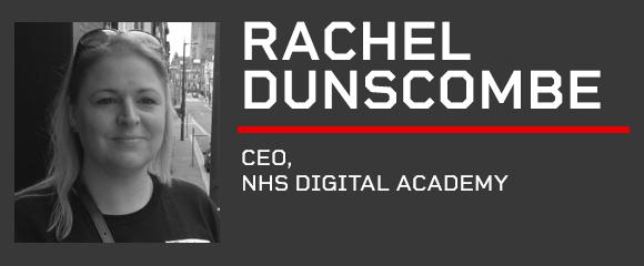 Rewired Speaker - Rachel Dunscombe