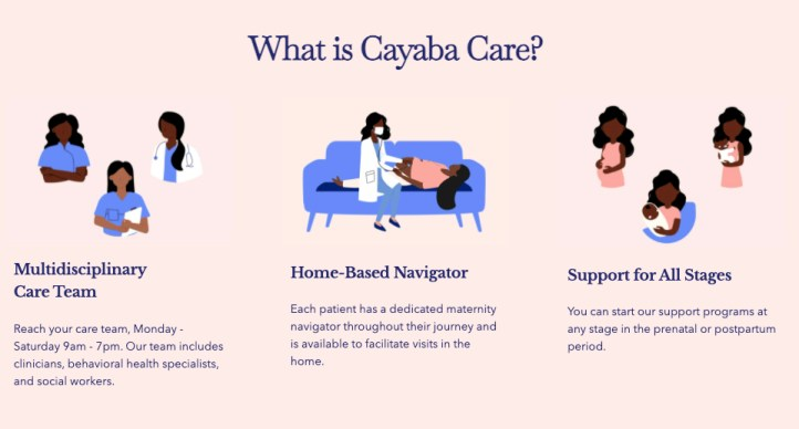 What is Cayaba Care? Maternal Health