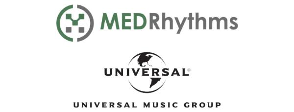 MedRhythms Universal Music Group