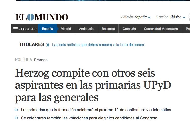 Alicia Martín- Elecciones UPyD