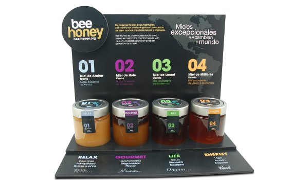 EXPOSITOR-BEE-HONEY
