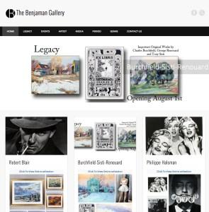 Benjaman Art Gallery
