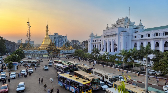 Myanmar Digital Trends 2018