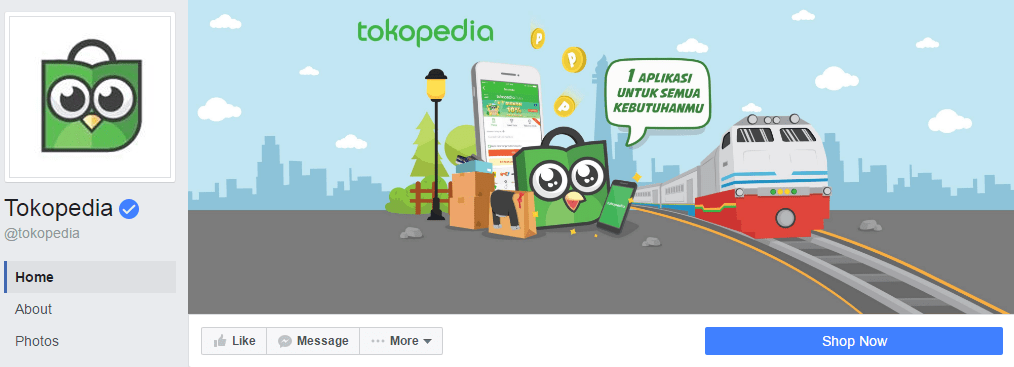 tokopedia cover