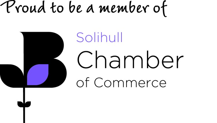 The Solihull Chamber Of Commerce Logo.