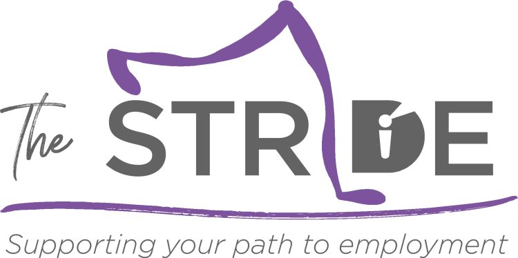 The Stride Logo.