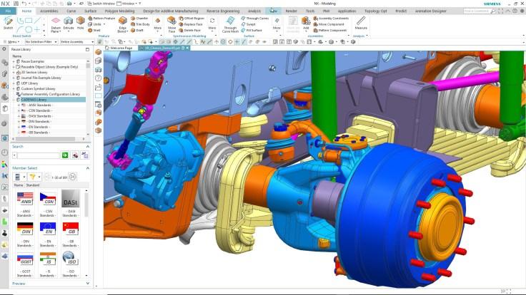 3. NX CAD képzések alap és haladó szinten