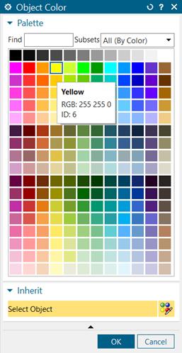 FBM NX color