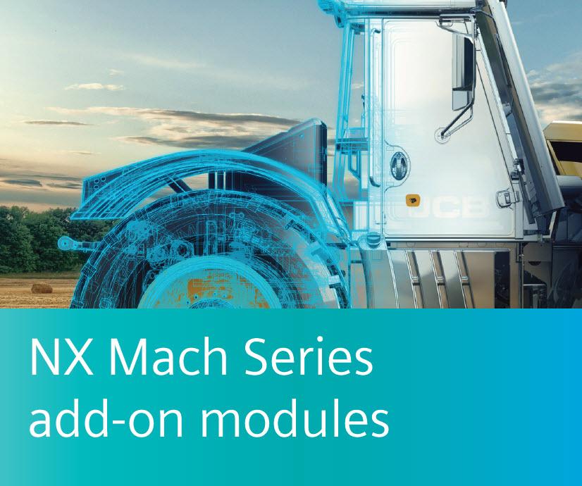 NX Add-On modulok