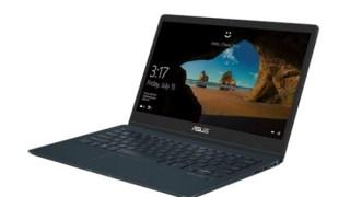 ASUS ZenBook 13 UX331UAL、985gの軽さは魅力だが値下がりを待ってから