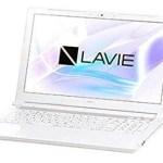 NEC LAVIE Note Standard NS630/JAW、SSD内蔵、オフィス付きで10万切り
