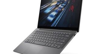Lenovo Yoga S740 (14)が発売、JEITA2.0で26時間のバッテリーライフが特長