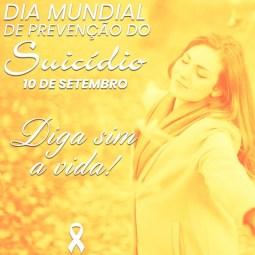 DIA MUNDIAL DE PREVENÇÃO DO SUICÍDIO – 10 DE SETEMBR...