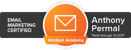 Hubspot Email Marketing Certified