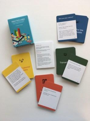 Analytics Cards